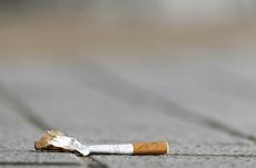 タバコのポイ捨て禁止条例は効果があったのか?