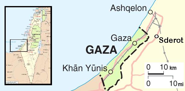 ガザを統治するハマスはなぜ妥協なき戦いを続けるのか?