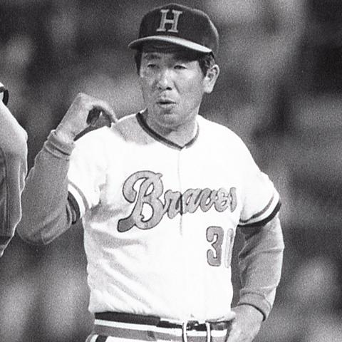 上田利治監督、森慎二コーチ、左のワンポイント投手に往年の名助っ人…。天国に旅立った野球人たち