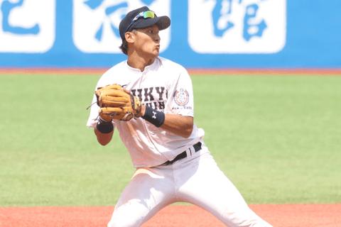 《野球太郎ストーリーズ》巨人2016年ドラフト1位、吉川尚輝。「菊池涼介2世」の呼び声高い天才型遊撃手(2)