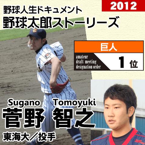《野球太郎ストーリーズ》巨人2012年ドラフト1位、菅野智之。雌伏の1年を正解だったと認めさせるために(3)